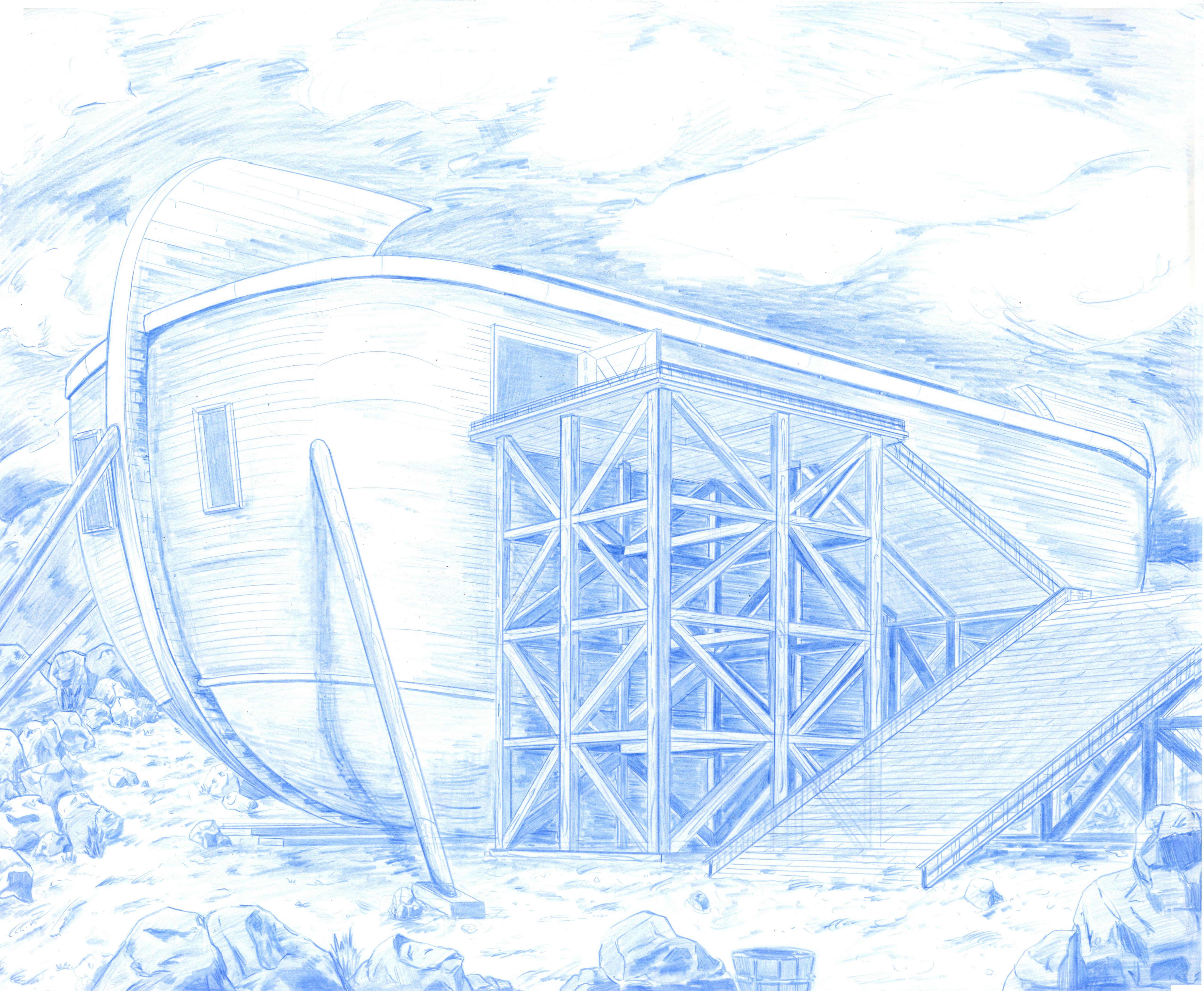 5102x4200 Noah's Ark