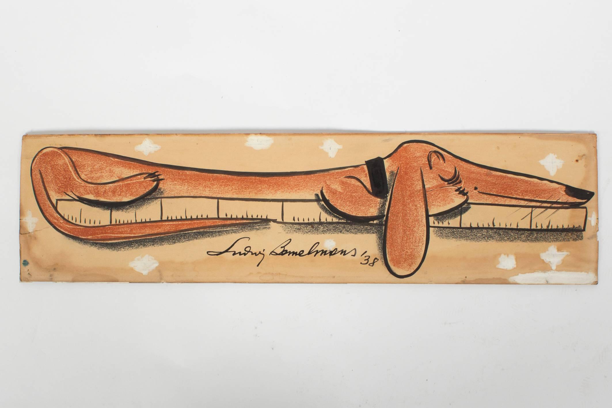 2126x1417 Ludwig Bemelmans, 1898 1962