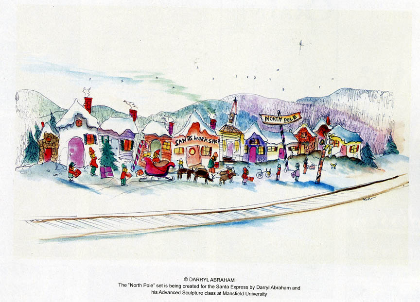 864x622 Bozzo Art Check Out The Santa Express!