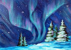 236x168 Image Result For Chalk Drawings Of The Northern Lights Bulletin