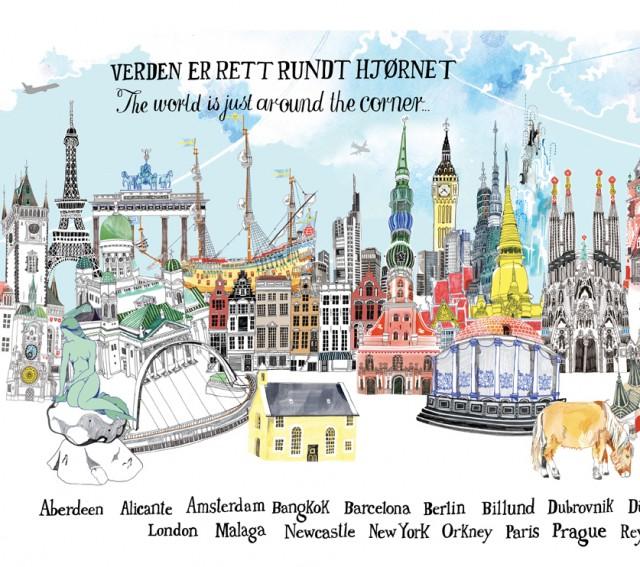 640x567 Bergen Airport Departure Lounge Hennie Haworth
