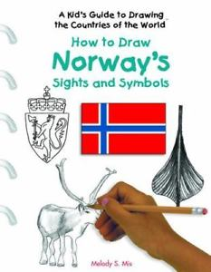 233x300 How To Draw Norway's Sights And Symbols (A Kid's Guide To Drawing