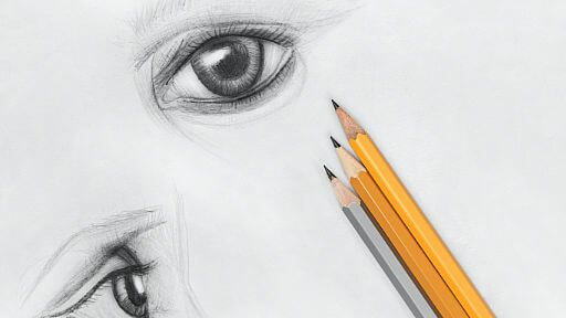 512x288 Realistic Pencil Portrait Mastery Review How Easy Is Pencil Drawing
