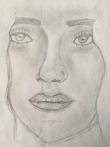 225x300 Nose Ring Drawings Fine Art America