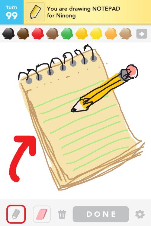 500x750 Notepad Drawings