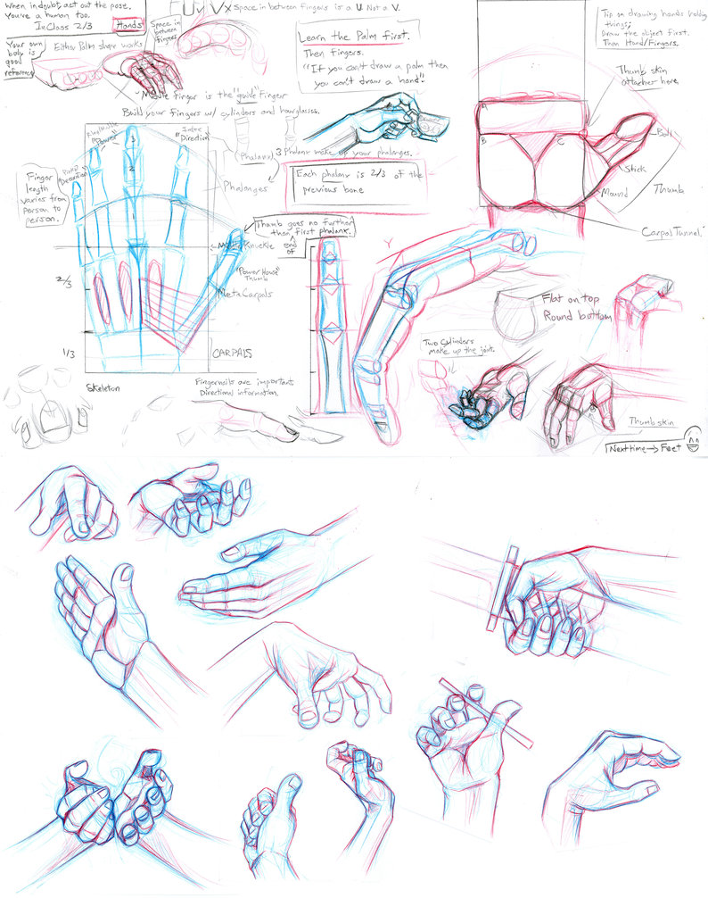 794x1006 Hand Drawing Notes by TheDracoJayProduct on DeviantArt