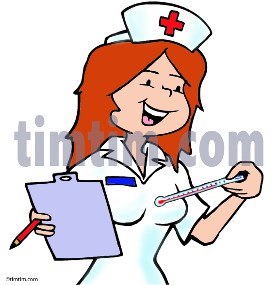 573x588 Free Drawing Of A Nurse From The Category Diet Amp Health