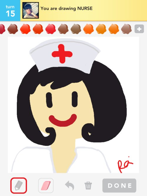 500x667 Nurse Drawings