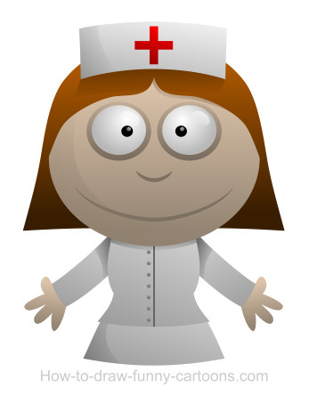 347x445 Drawing A Nurse Cartoon Nurse Cartoon And Cartoon