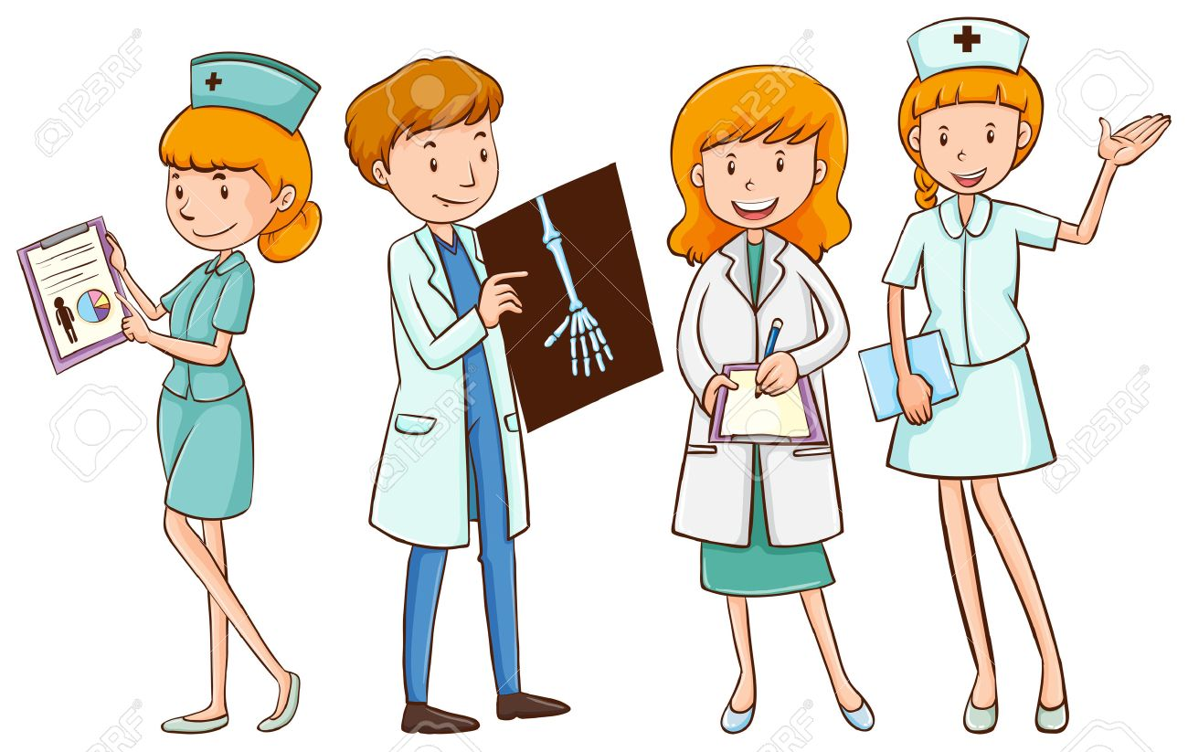 1300x823 Male Nurse Cartoon Stock Photos. Royalty Free Business Images