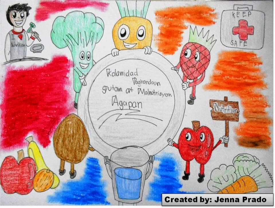 960x724 Echoes Beyond My Soul Nutrition Month Poster Making Contest