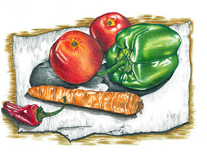 300x220 Nutrition Drawings