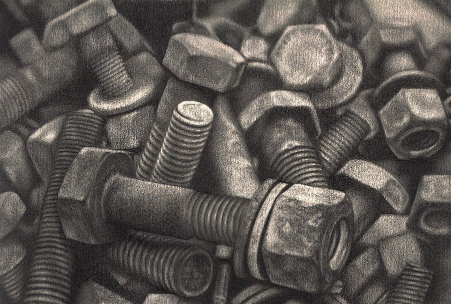 900x607 Nuts And Bolts By Visionality