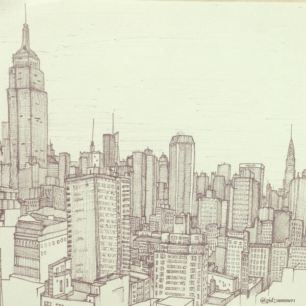 600x600 Gideon Summerfield On Twitter New York Panorama