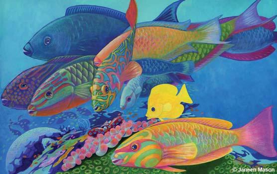 Ocean Fish Drawing at GetDrawings.com | Free for personal use Ocean ...