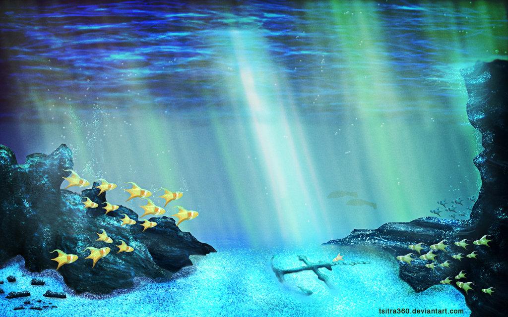 1024x640 Ocean Floor Wallpaper Ocean Floor Drawing