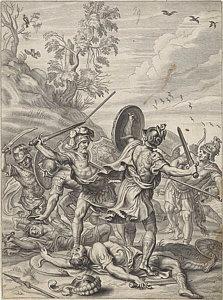 223x300 Odysseus Drawings Fine Art America