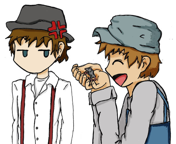 600x490 Omam George And Lennie By Sukipickles