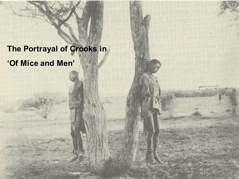 960x720 The Portrayal Of Crooks