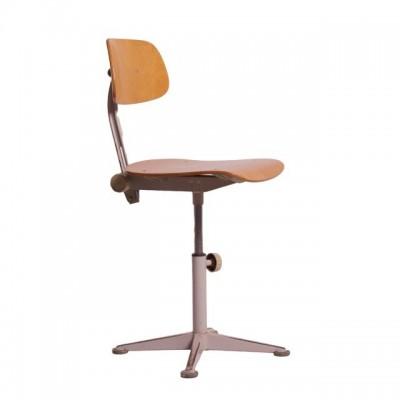 400x400 Drawing Office Chair By Friso Kramer For Ahrend De Cirkel, 1950s