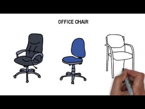 480x360 How To Draw A Office Chair