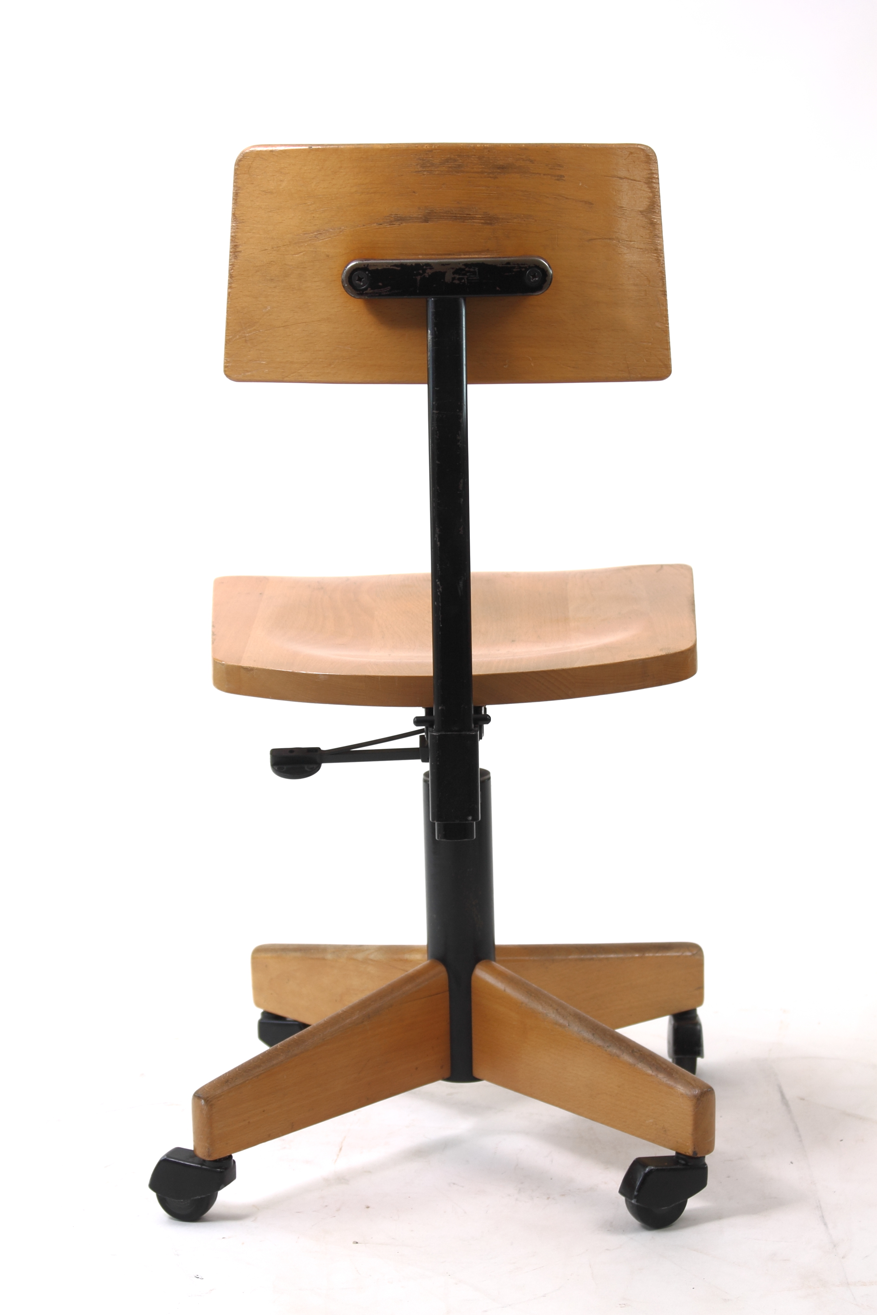 2848x4272 Swivel Chair Stoll Giroflex 60s 70s Architectural Chair Work Chair