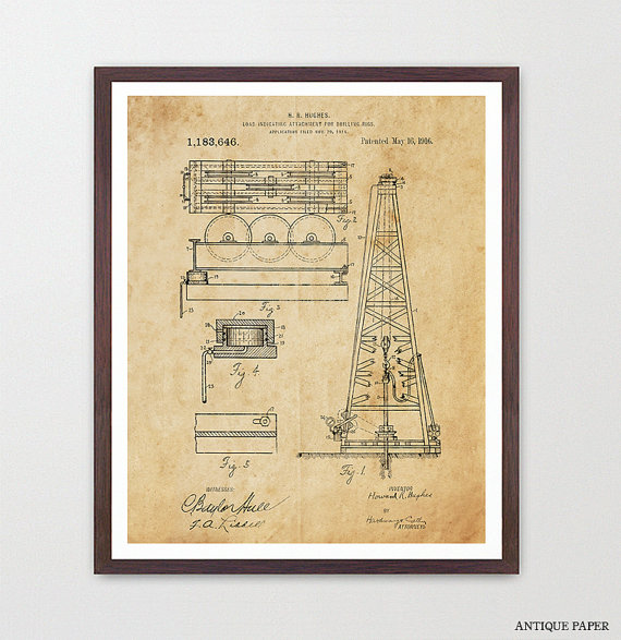570x587 Oil Rig