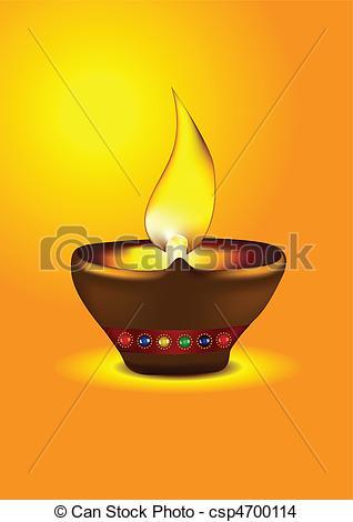 318x470 Diwali Diya