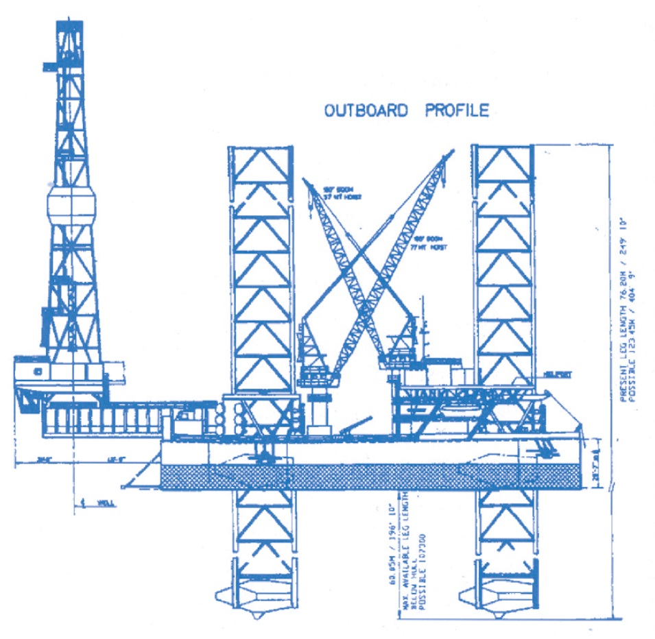 955x932 Incident Information On Ballast Tank Explosion Of Offshore Rig