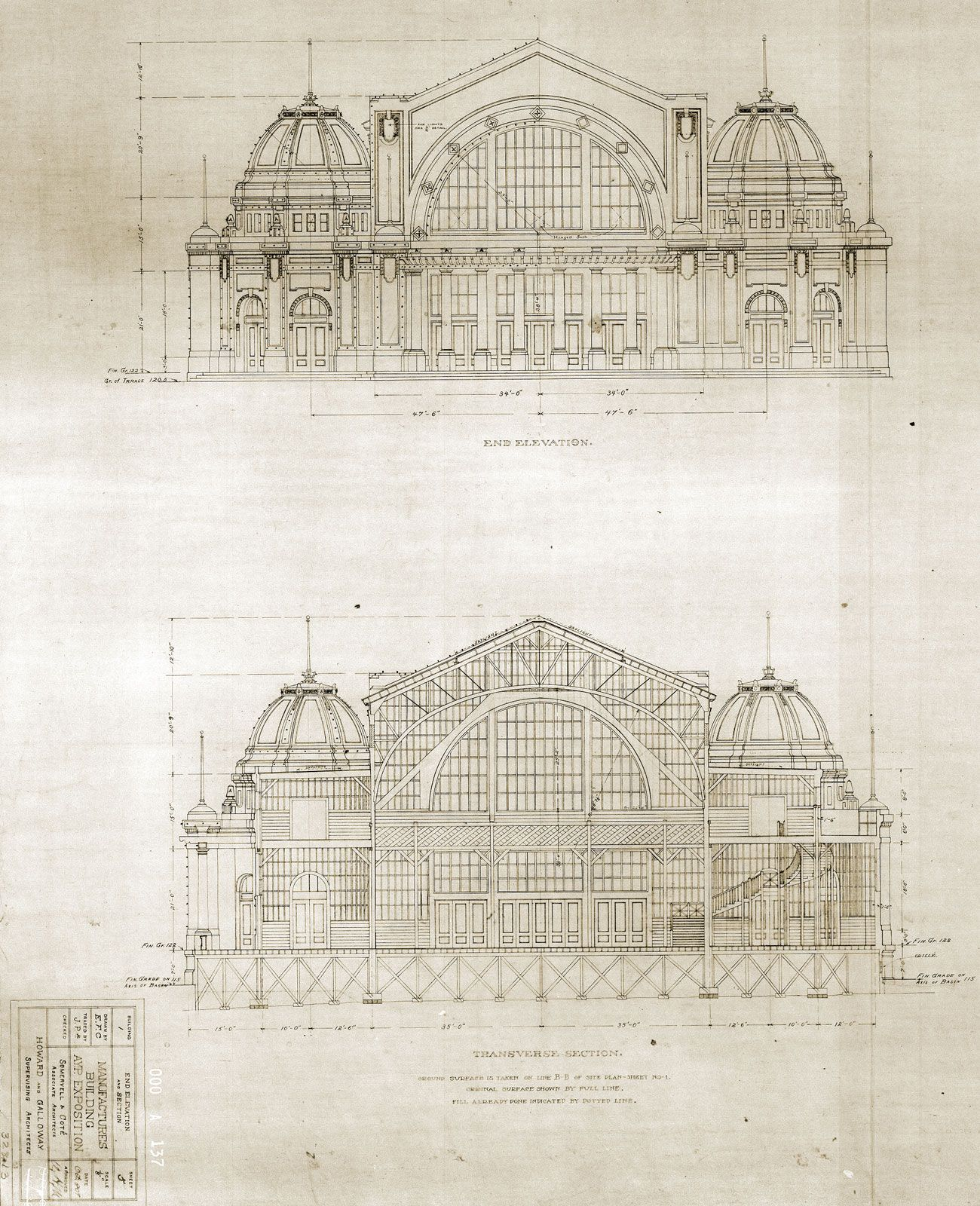 1300x1600 Old Architectural Drawings Gmuqr Architectural Drawings