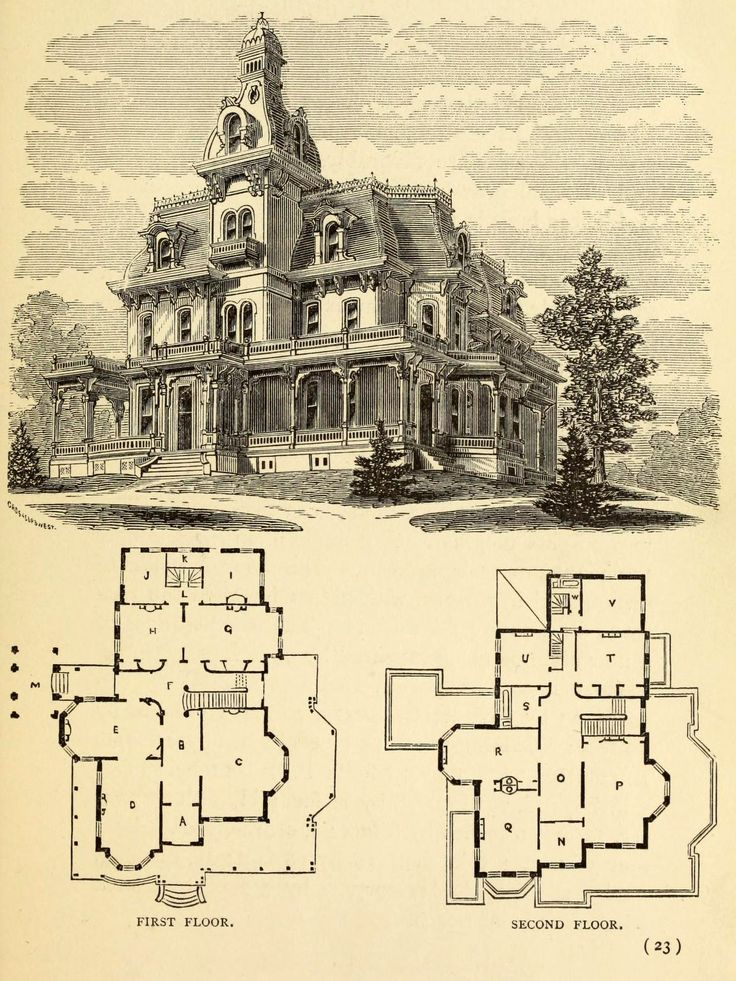736x981 Old Architectural Drawings Arch