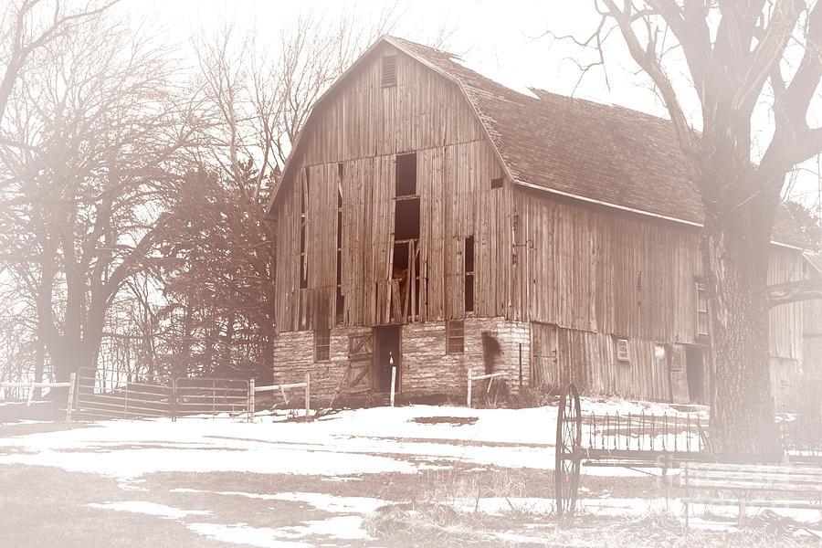 900x600 Old Barn Drawings