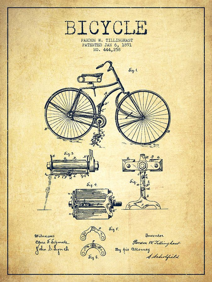Old Bicycle Drawing At Getdrawings Com Free For Personal