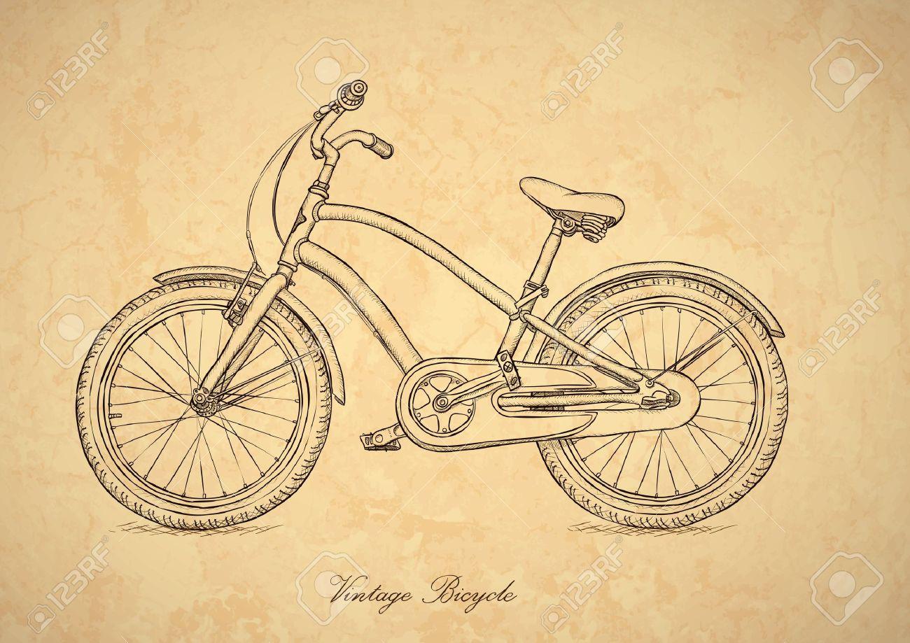 1300x919 Vintage Bicycle