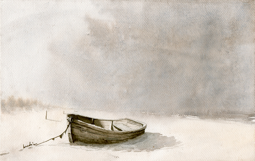 815x513 Old Boat Ii By Mwolski