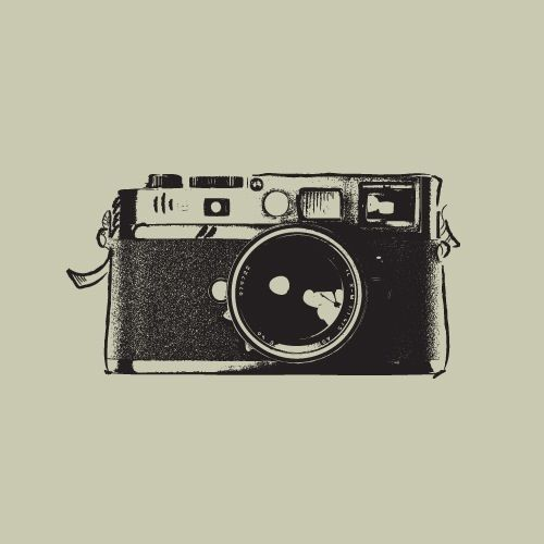 500x500 17 Best Analog Images On Camera Drawing, Vintage
