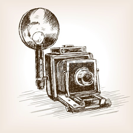 450x450 46,954 Vintage Camera Cliparts, Stock Vector And Royalty Free