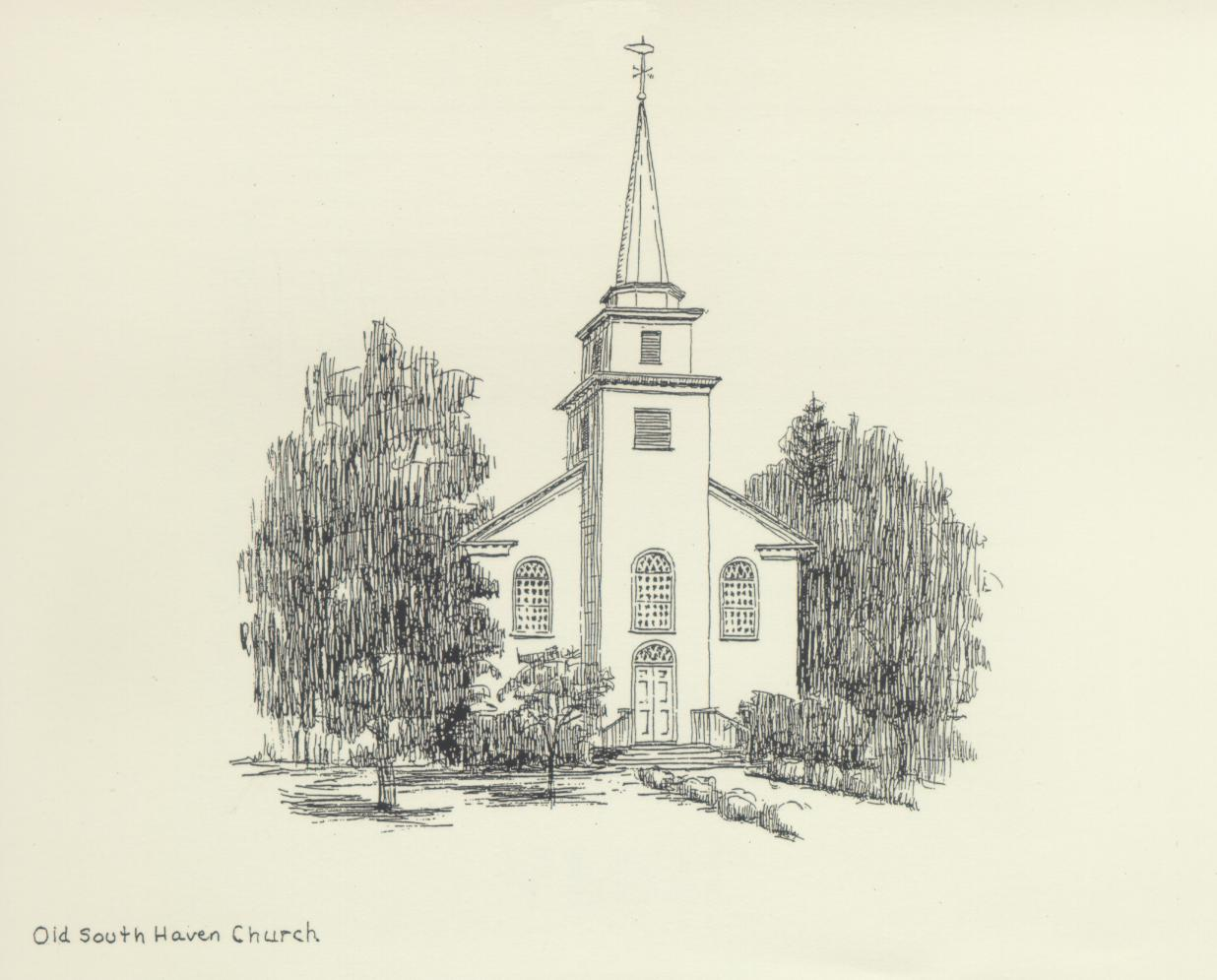 1236x995 The Old South Haven Presbyterian Church Brookhaven Amp