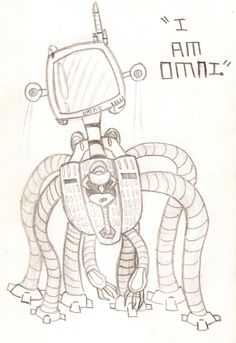 236x343 Drawing Of Some Sort Of Projector For Cyber Earth (Old) My Art