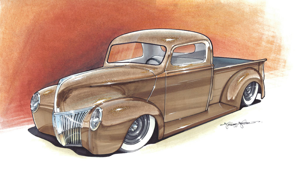 1024x594 Car Drawings From 1320designs