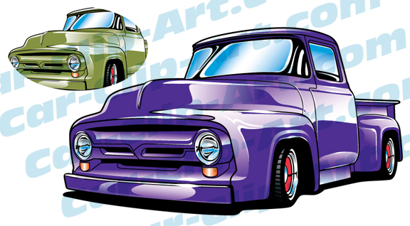 576x318 Classic Ford Muscle Cars Art Use These Free Images For Your