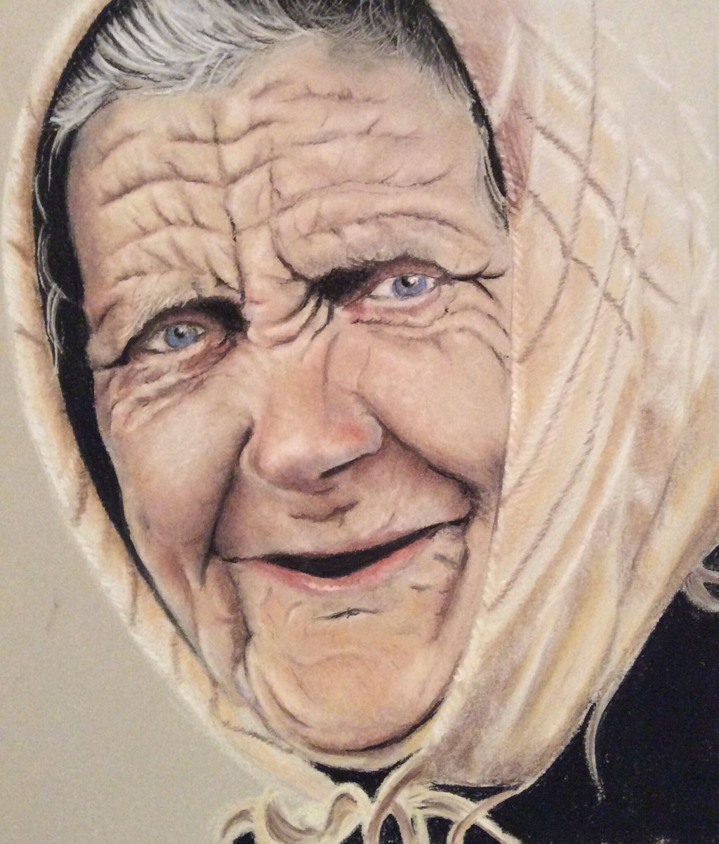 old lady drawing at getdrawings | free for personal use old lady