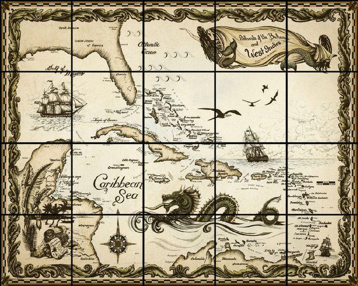 736x588 Similar Galleries Antique Treasure Map Old Nautical