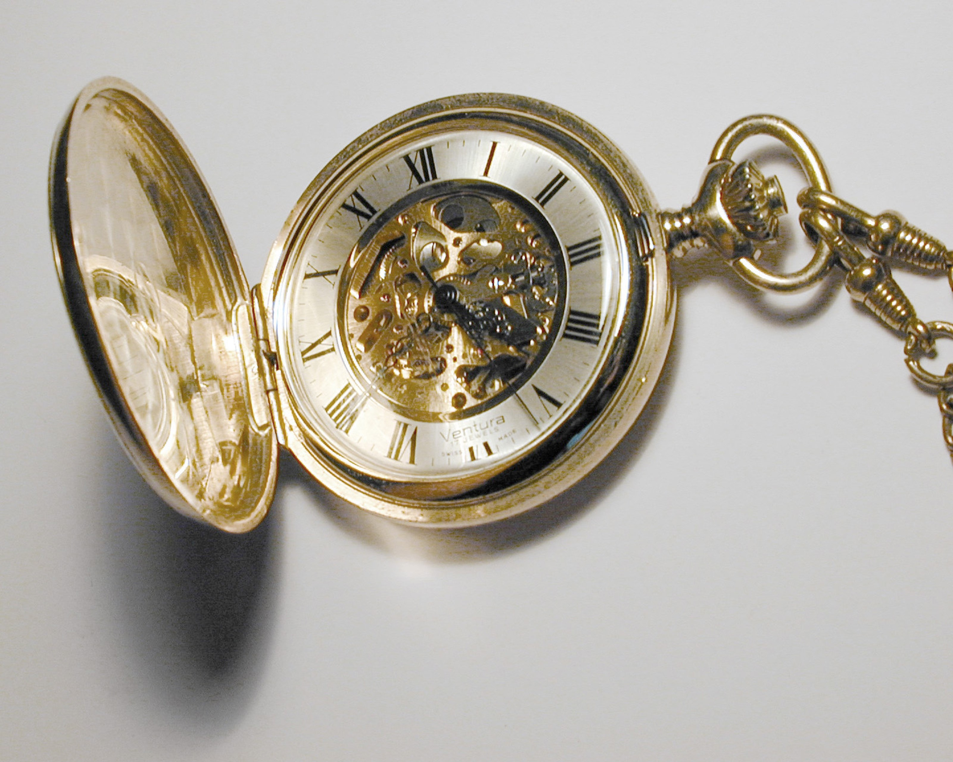3200x2558 Free Image Of Open Pocket Watch