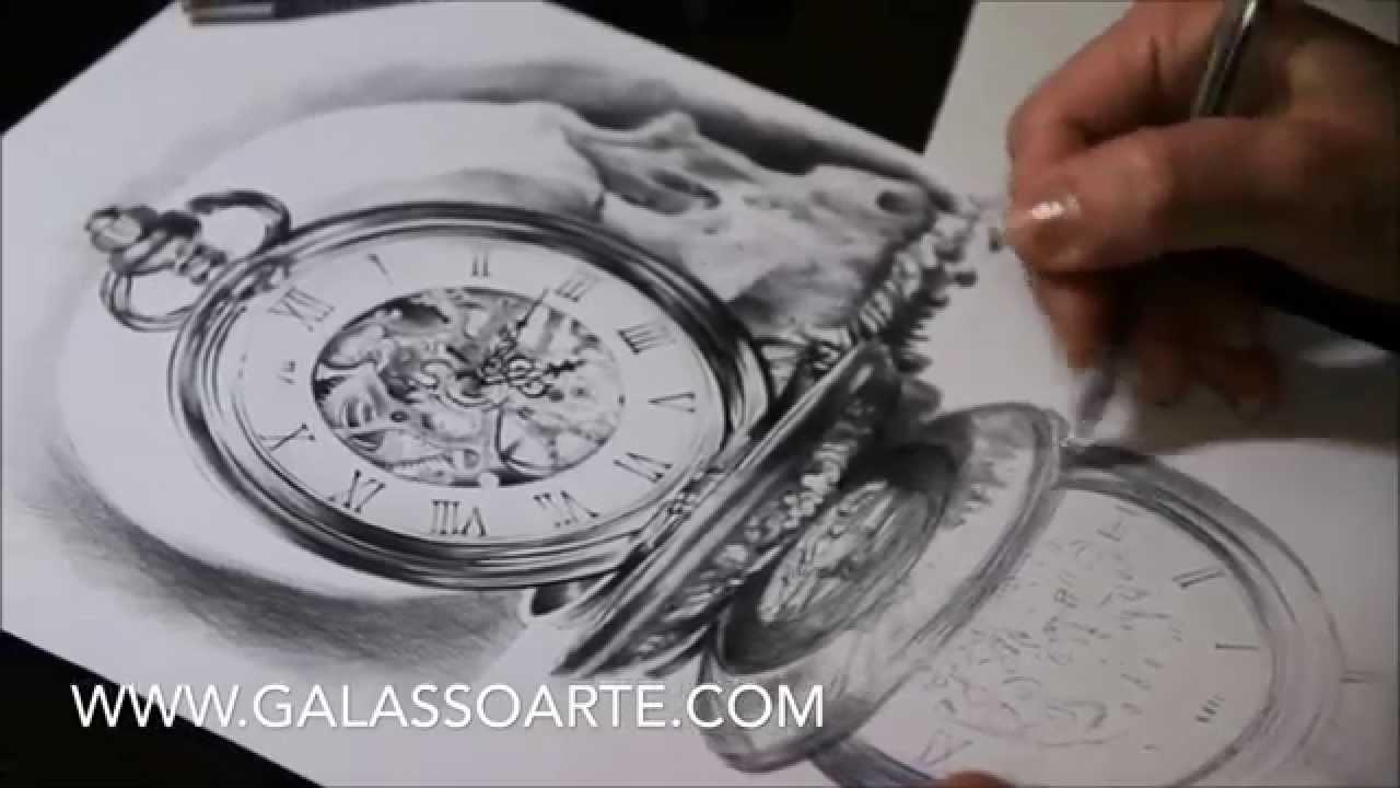 1280x720 Pen Drawing