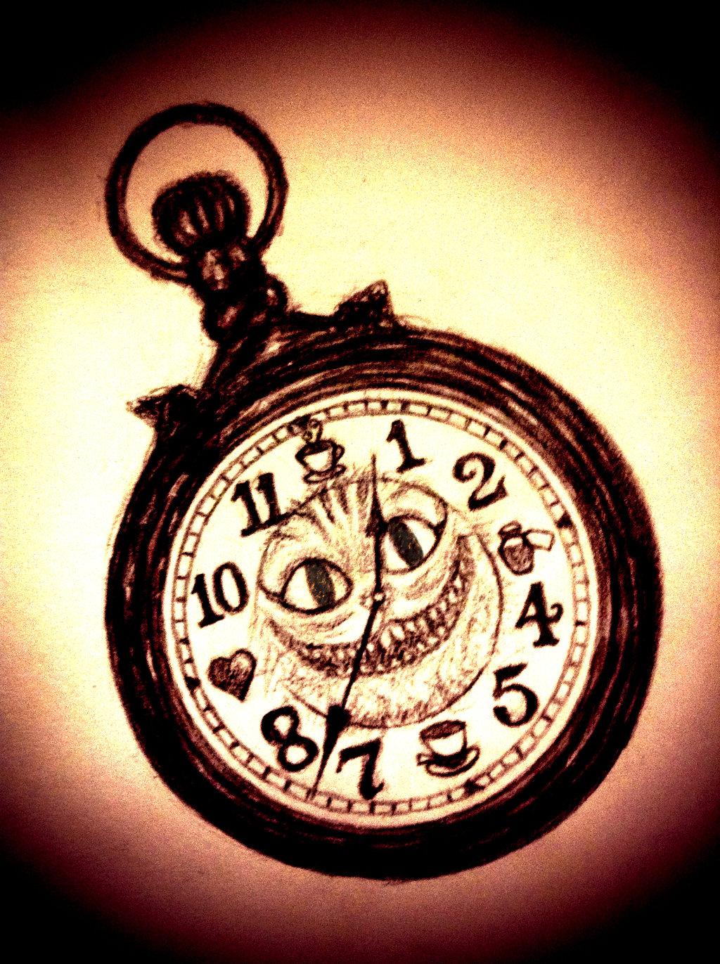 1024x1371 Pocket Watch By Xxsirinxx