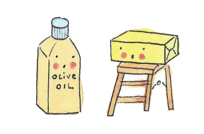 682x450 Cooking With Olive Oil Vs. Butter Is There A Champion