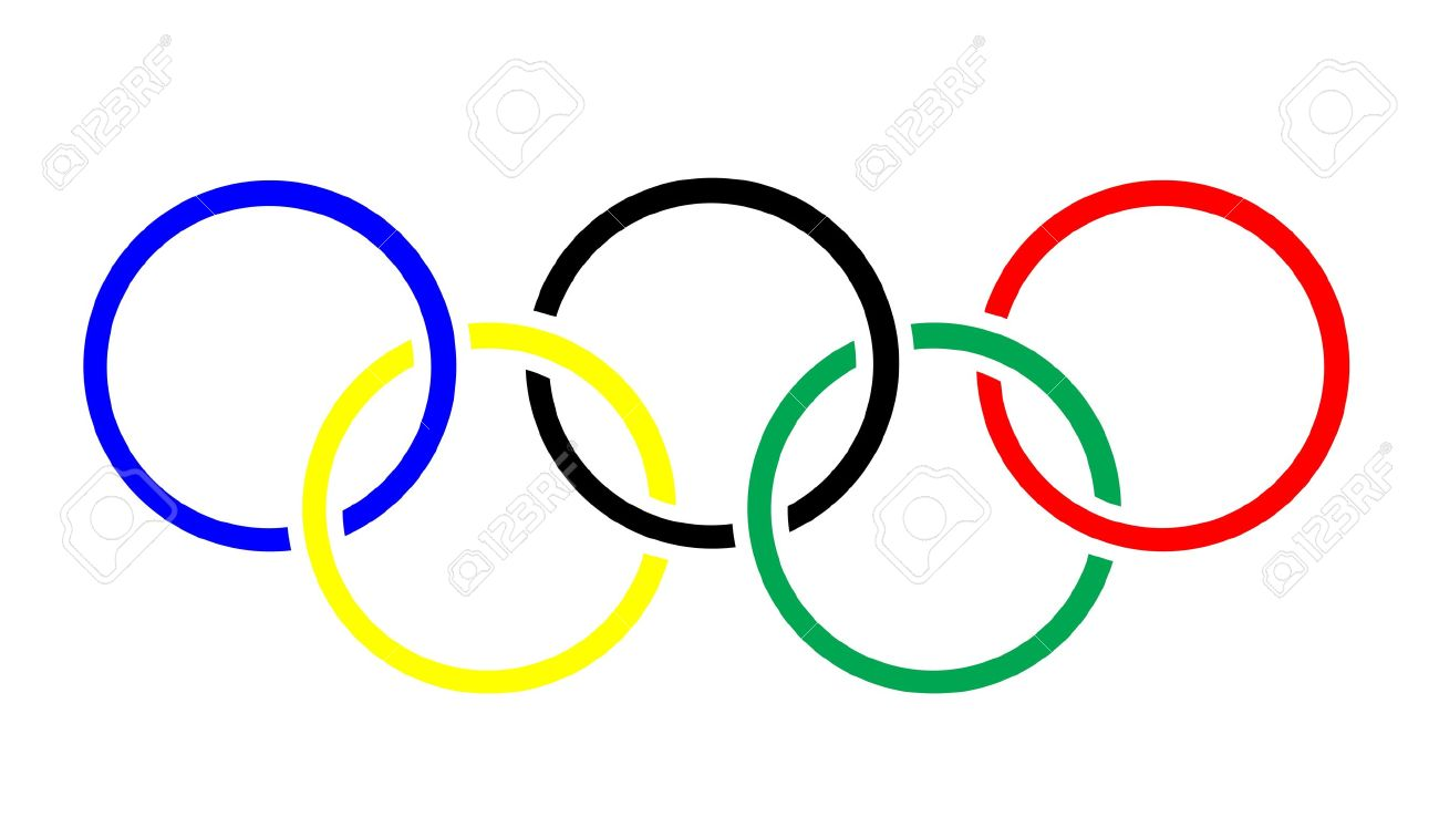 olympic rings drawing at getdrawings com free for personal use rh getdrawings com olympic sports symbols clip art olympic rings clipart
