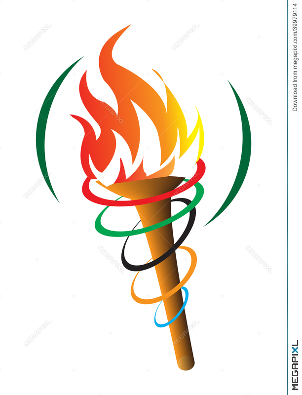 olympic torch drawing at getdrawings com free for personal use rh getdrawings com olympic torch images 2012 clipart olympic torch runner clipart
