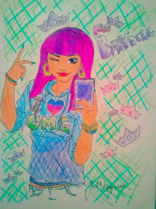 525x700 Janae Nd Tay Images Omg Girlz Drawing Wallpaper And Background